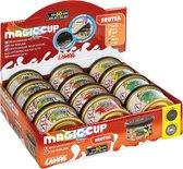 Magic Cup Autoparfum Mix Fritta 12 stuks Geurblikjes  (zelfde als california scents alleen geur anders )