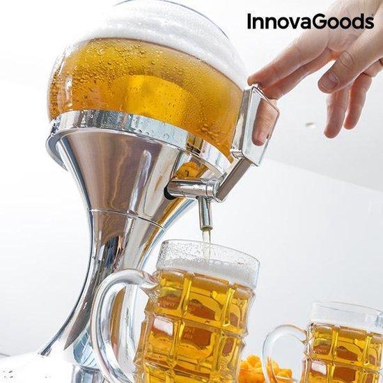 InnovaGoods Bolvormige Koelende Bier Dispenser