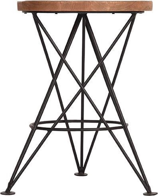 LABEL51 - Kruk Parijs 35x35x52 cm - LABEL51
