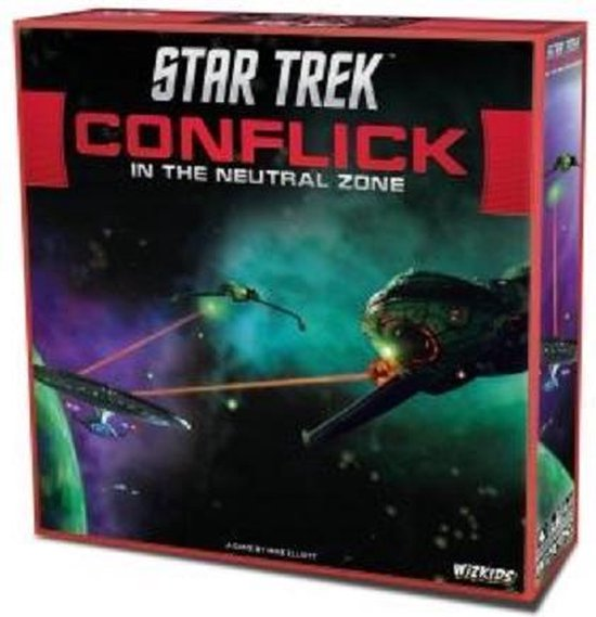 Afbeelding van het spel Star Trek: Conflick in the Neutral Zone
