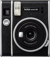 FujiFilm Instax mini 40 - Instant camera - Zwart