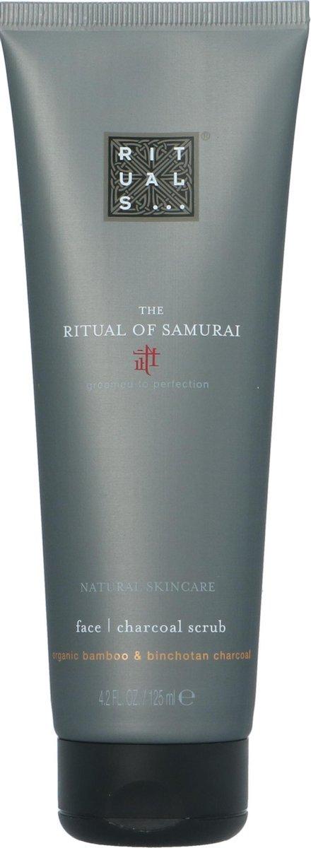 RITUALS The Ritual of Samurai Face Charcoal Scrub - 125 ml