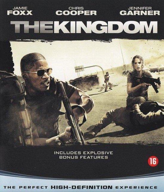 Cover van de film 'The Kingdom'