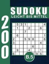 Sudoku Erwachsene Leicht Bis Mittel Band 5