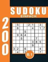 Sudoku Grossdruck Einfach Band 1