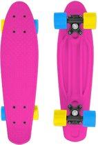Street Surfing Fizz Skateboard Pink