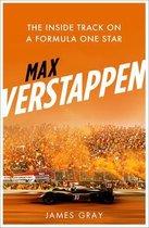 Boek cover Max Verstappen van James Gray