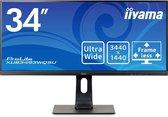 iiyama ProLite XUB3493WQSU-B1 -  QHD IPS Monitor - 34 Inch