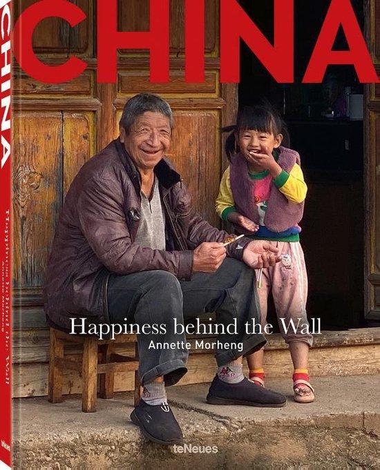 Boek cover China van Annette Morheng (Hardcover)