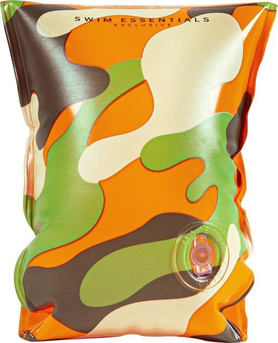 Swim Essentials - Camouflage - Zwembandjes