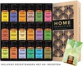 18 stuks Etherische oliën - Essentiële Olie - Etherische Olie Set - Essentiële Olie Set - Aroma Olie - Aroma Therapie - 100% puur en natuurlijk - Geschikt voor Aroma diffuser- Home Sensation
