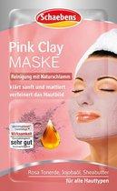 Schaebens Gezichtsmasker Pink Clay, 10 ml