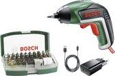 Bosch IXO V Basic Accu Schroefmachine - 3,6V - Incl. 32 accessoires