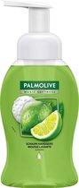 Palmolive Schuimende Handzeep magic softness limoen & munt, 250 ml