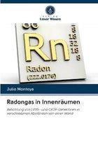 Radongas in Innenraumen