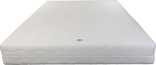 Matras Pocketvering 7-zones 160x200 dikte c.a. 20cm