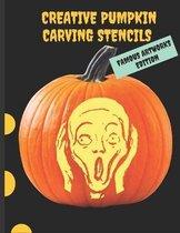 Creative Pumpkin Carving Stencils
