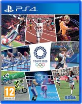 Tokyo 2020 - Official Video Game - PS4