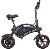 Kugoo Kirin B1 | Elektrische fiets zonder trappers | E-bike | stuur inklapbaar | Elektrische vouwfiets | 25km/h | Waterbestendig | 250 W |  Actieradius 23 km |