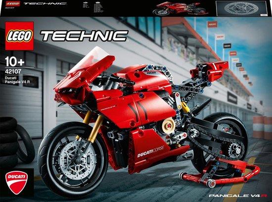 LEGO Technic Ducati Panigale V4 R - 42107
