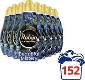 Robijn Klein & Krachtig Beautiful Mystery Wasmiddel - 8 x 19 wasbeurten - Voordeelverpakking