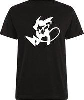 Pokémon T-shirt zwart maat M
