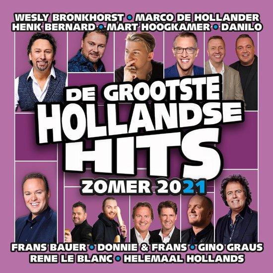 Hollandse Hits Zomer 2021