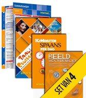 Spaans voor elke dag pakket (4 titels)