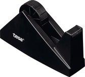 tesa® Easy Cut Economy bureaudispenser zwart, voor rollen tot 66m:25mm