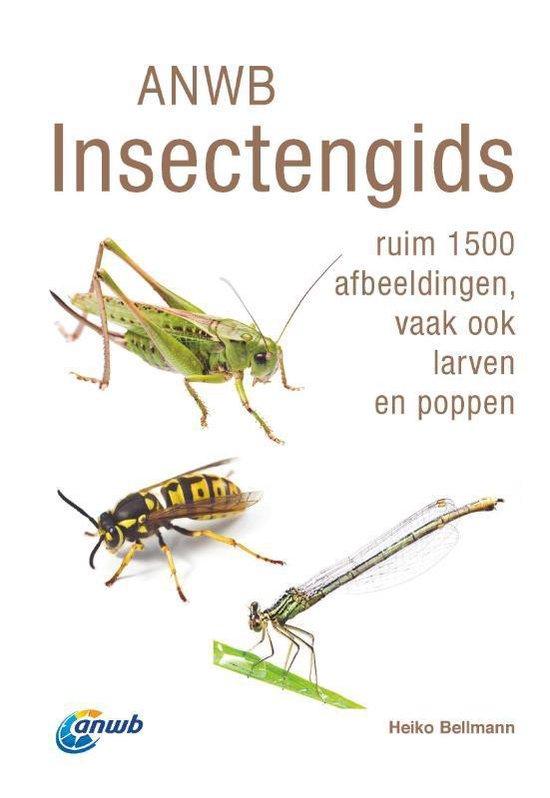 Boek cover ANWB Insectengids van Heiko Bellmann (Paperback)
