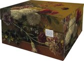 Dutch Design Brand - Dutch Design Storage Box - Opbergdoos - Opbergbox - Bewaardoos - Stilleven - Golden Still Life