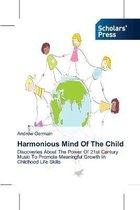 Omslag Harmonious Mind Of The Child
