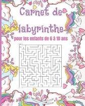 Carnet de labyrinthe