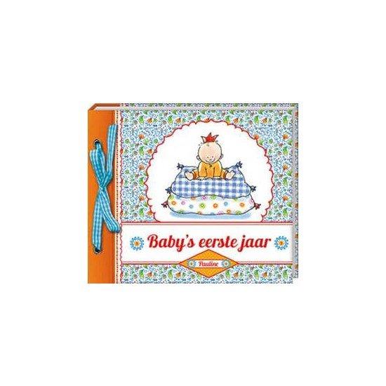 Boek cover Pauline Oud  -   Babys eerste jaar van Pauline Oud