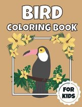 Bird Coloring Book