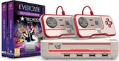 Evercade VS home console - Premium Pack (2 controllers   2 cartridges)
