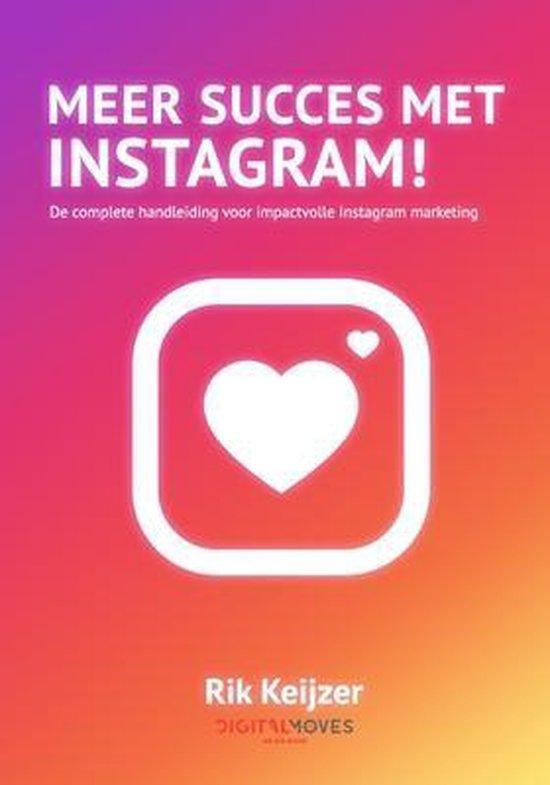 Meer succes met Instagram!