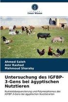 Untersuchung des IGFBP-3-Gens bei agyptischen Nutztieren