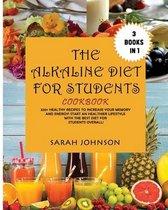 Omslag The Alkaline Diet for Students Cookbook