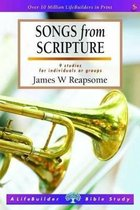 Songs from Scripture (Lifebuilder Study Guides)