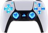 Sony PS5 DualSense Draadloze Controller - Multi-kleuren LED MOD