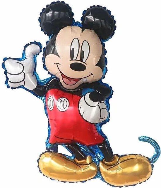 Mickey Mouse - ballon - groot formaat - folie ballon - feest - verjaardag - party