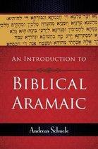 Boek cover An Introduction to Biblical Aramaic van Andreas Schuele (Paperback)