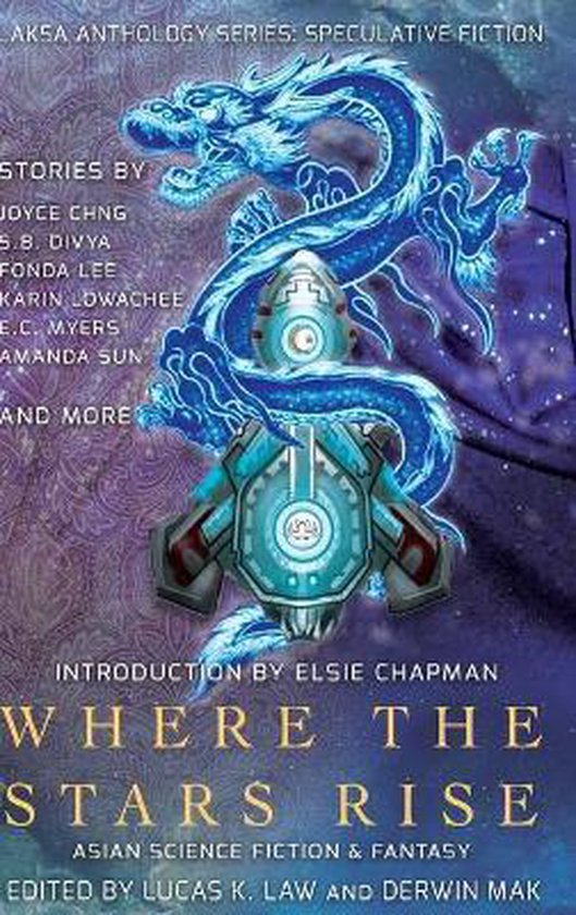 Boek cover Where the Stars Rise van Fonda Lee (Hardcover)