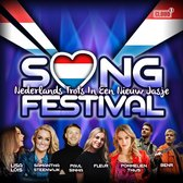 CD cover van Songfestival Nederlands Trots van various artists