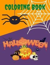Coloring Book Halloween