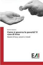Come si governa la poverta? Il caso di Ivrea