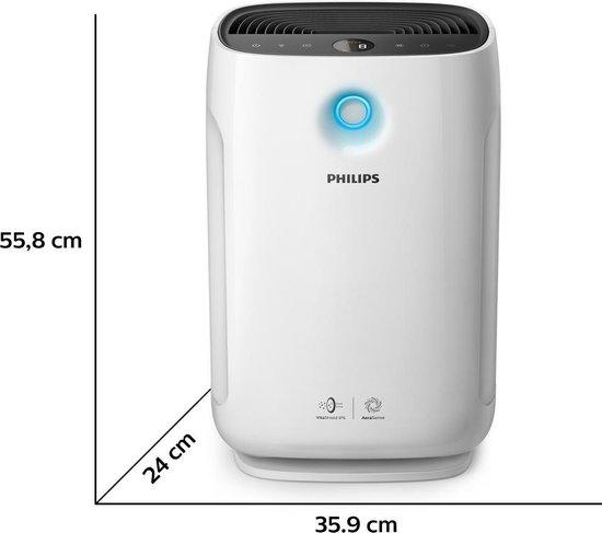 Philips AC2887/10 - Luchtreiniger met HEPA- en koolstoffilter - Wit