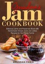 Grandma's Jam Cookbook