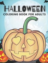 Halloween Coloring Book For Adults: Unique Halloween Colouring Book